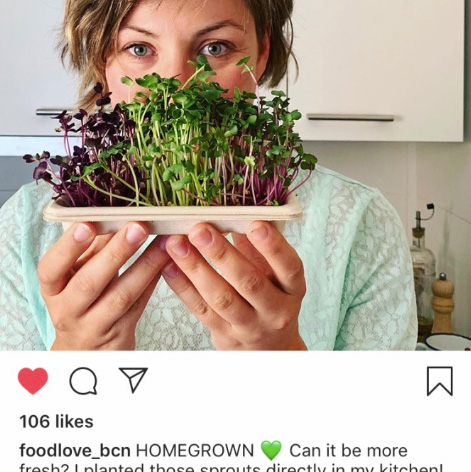 home grow kit on instagram
