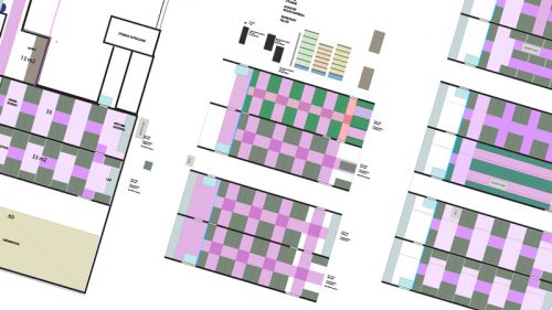 InstaGreen floorplans with various configurations for our InstaGreenHouse in Barcelona